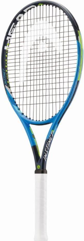Head Head Head Graphene Touch Instinct MP Adaptive 16x19 295 Tennis Racquet 4ec25a