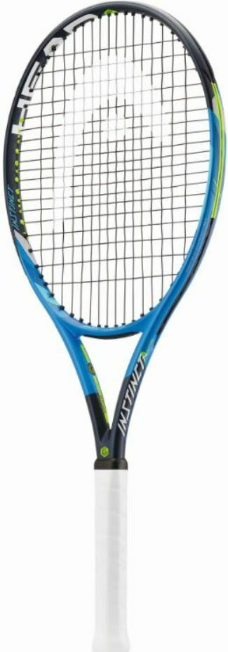 Head Graphene Touch Instinct MP Adaptive 16x19 305 tennis racquet