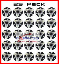 285753A 25 Pack Washer Motor Coupler  ( Metal Insert )  Whirlpool Kenmore Roper