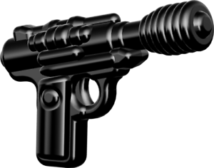 Brickarms DT-12 Heavy Blast Pistol for Mini-figures Star Wars NEW!