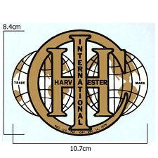 MOTORE STAZIONARIO trasferimento-International LOGO IHC-Globe