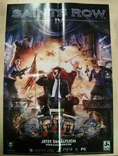 Saints Row IV Poster Plakat ca. 60x82cm ✰NEU✰
