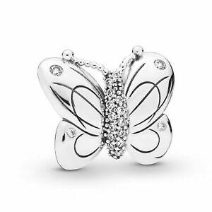 charm farfalla pandora
