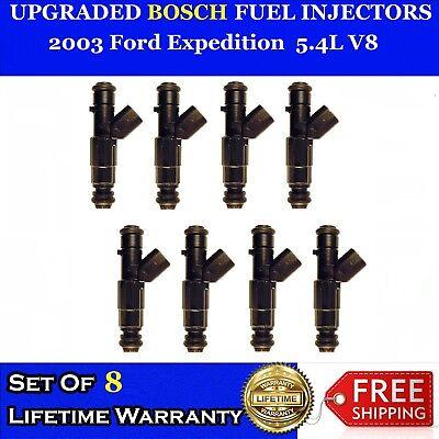 Increase Performance! *Lifetime Warranty* 12-hole BOSCH Fuel Injector Set of 6