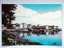 MARANO LAGUNARE lungomare Udine vecchia cartolina