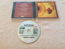 KATE BUSH - THE KICK INSIDE WEST GERMANY EMI TARGET ERA CD RARE OOP AUDIOPHILE