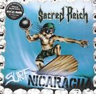 Sacred Reich Surf Nicaragua Alive at The Dynamo 2014 LP Vinyl 33rpm Black