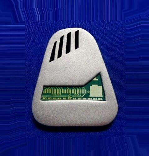 Star Trek Voyager EMH Holo Emitter Mobile Portable Badge Hologram Doctor Uniform