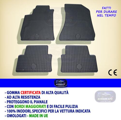 Tappetini alfa romeo 159 tappeti auto in gomma su misura specifici antiscivolo 4