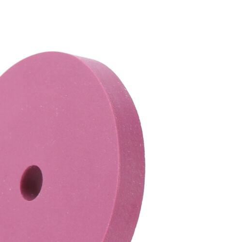 Ruby Sharpening Polishing Wheel Grit 3000 75mm Ruby Grinding Stone High Hardness