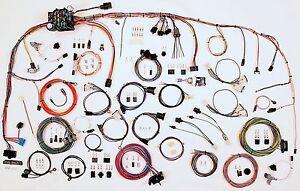 ChevroletGMC Truck American Autowire Wiring Harness EBay - Gmc truck wiring harness