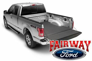 15 Thru 20 F 150 Oem Ford Padded Impact 3 4 Quot Bed Mat Liner
