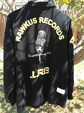 RAWKUS Records LRG Letterman Wool  Jacket  2XL Rare Limited Edition DILLA Roots