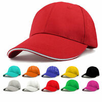 Plain Mens Women Casual hat baseball cap Women ball adjustable size Hip hop