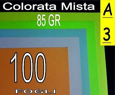 Serio 100 Ff Carta 5 Color X Stampante Laser E Inkjet Poster 42x29,7 Calcolo Attento E Bilancio Rigoroso