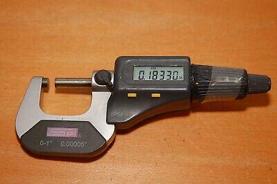 """SPI Outside Micrometer 0-1/"""""""
