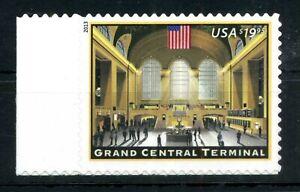 2013-STATI-UNITI-SET-MNH-5062-Alti-valori-19-95-Grand-Central-Terminal