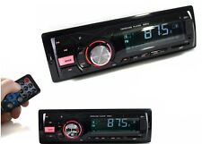 MNT* AUTORADIO FM STEREO AUTO LETTORE MP3 USB SD CARD INGRESSO  WMA RADIO 4101