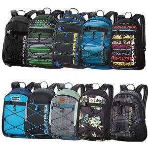 dakine wonder pack 15 litre rucksack backpack school bag. Black Bedroom Furniture Sets. Home Design Ideas