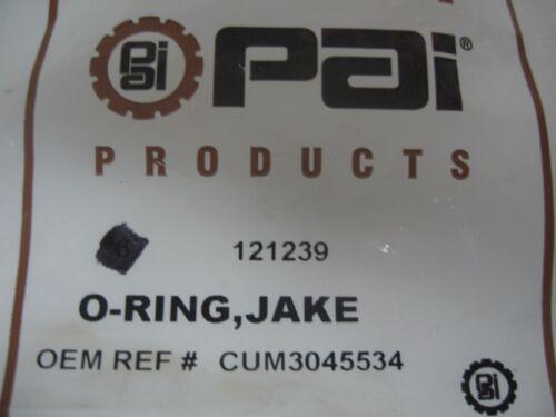 Engine Brake O-Ring for Jake Brake PAI # 121239 Ref # Cummins 3045534 3251588
