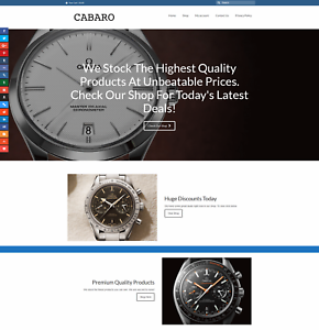 OMEGA-WATCHES-Website-Earn-98-A-SALE-FREE-Domain-FREE-Hosting-FREE-Traffic
