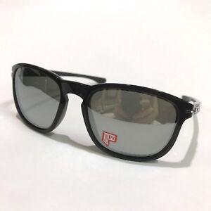 Oakley Sunglasses * Enduro 9223-14 Black Ink Chrome Iridium Polarized COD PayPal