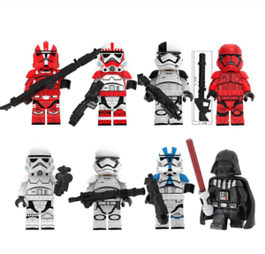 8-Pcs-Minifigures-Stormtrooper-Darth-Vader-Star-War-Custom-Lego-MOC
