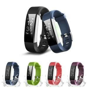 Image Is Loading Smart Bracelet Wristband Watch Heart Rate Monitor Blood