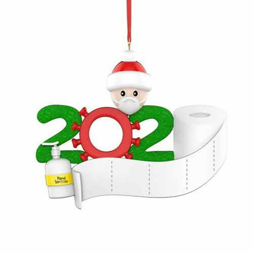 gft0133 2020 Pandemic Christmas Ornament