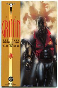 GRIFFIN-1-2-3-4-5-6-NM-Aliens-Super-Soldier-SCi-Fi-Galaxy-1991