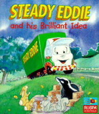 Steady Eddie and His Brilliant Idea (The adventures of Steady Eddie) by Jennings