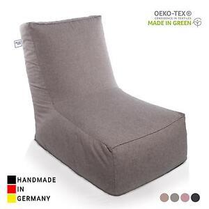 relaxfair-diseno-Sillon-Sofa-television-Silla-de-Relax-TV-Lounge-tapizado-gris