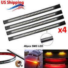 48 LED Strip Tail Brake Light Fit for Honda Gold Wing Goldwing GL 1200 1500 1800