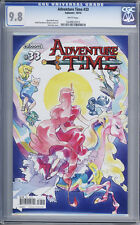 """Adventure Time #33   1st """"Over the Garden Wall"""" in Preview   1st print   CGC 9.8"""