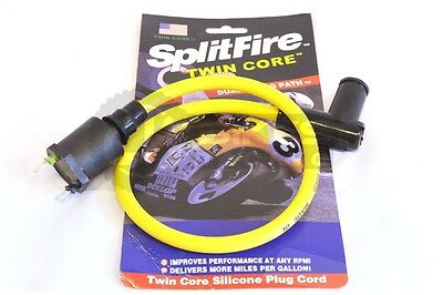 PIT BIKE Z140 CW WPB PITBIKE SPLITFIRE RACE COIL RED WATERPROOF PLUG CAP