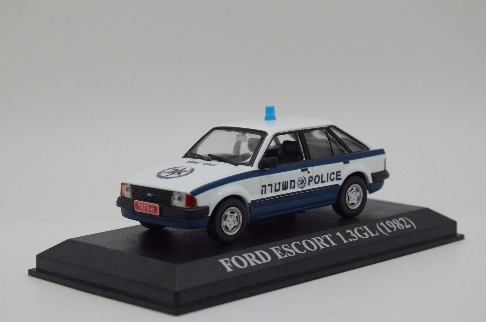 precios mas baratos Ford Escort Israel coche de policía policía policía Hecho a Medida 1 43  comprar ahora