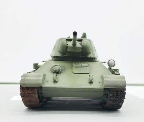 WWII RUSSIAN T-34//76 MODEL 1942 Army 1//72 tank easy model finished non diecast