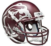 Mississippi State Bulldogs Maroon Laser Schutt Xp Authentic Football Helmet