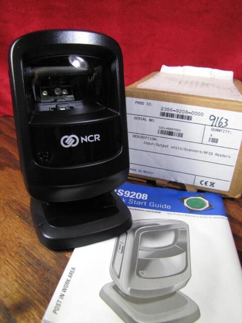Ncr Ds9208 Barcode Scanner Rfid Reader Motorola Symbol 2356 9208