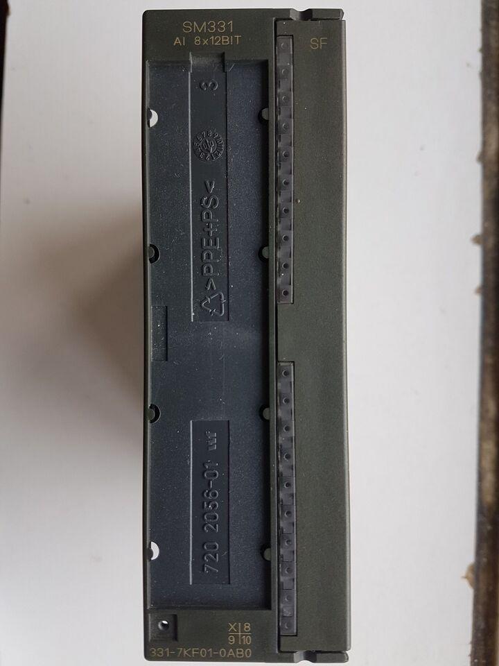 PLC, Simatic SM331