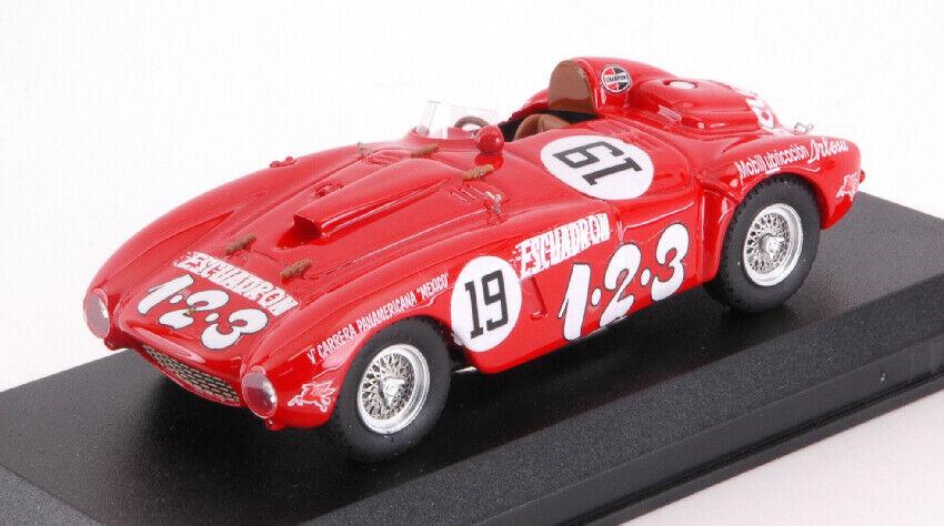 Ferrari 375 Plus  1-2-3 Winner voiturerera Panamericana 1954 U. Maglioli 1 43 Modell