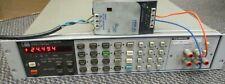 Hp 3456a 6 12 Digit Digital Multimeter