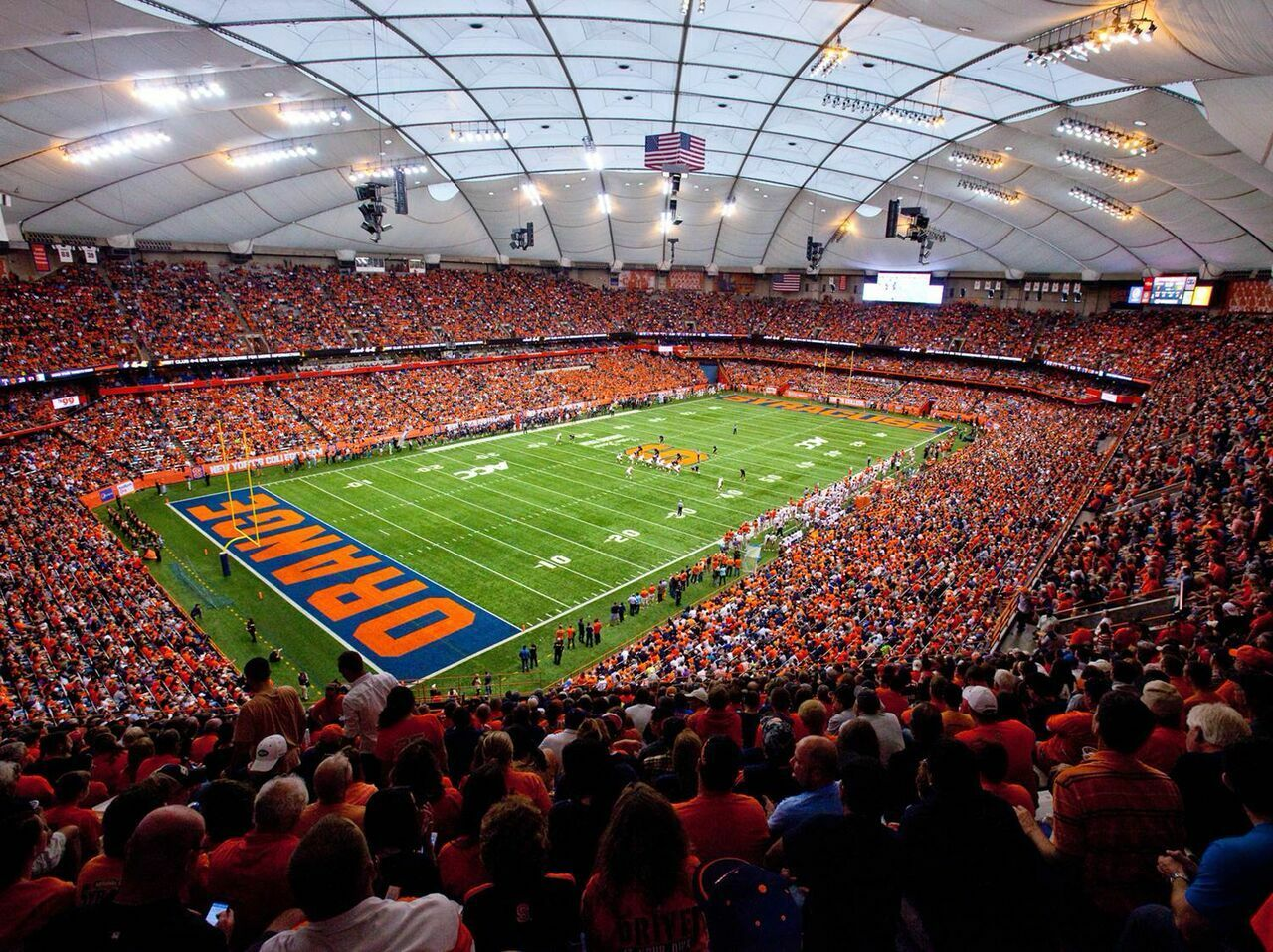 2018 Syracuse Orange Football Season Tickets - Season Package (Includes Tickets for all Home Games)