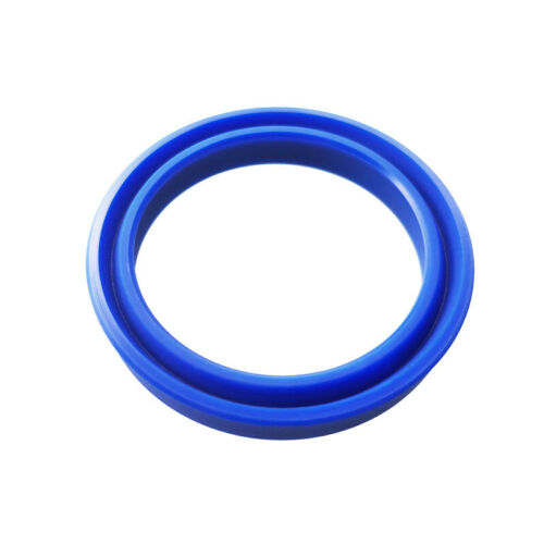 Hydraulikzylinder Öl Dichtring PU Double Lip Wellen Loch Sealing Ring ID=70~98mm