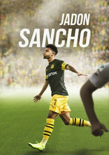 Cartel Impermeable Sancho Dortmund-A4