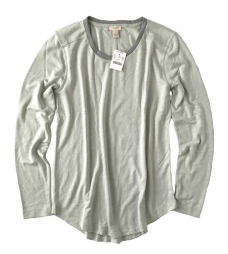 Lunga Manica grigio Mist Donna Supercomfy Factory Verde Xl Felpa Girocollo J n4vq6A