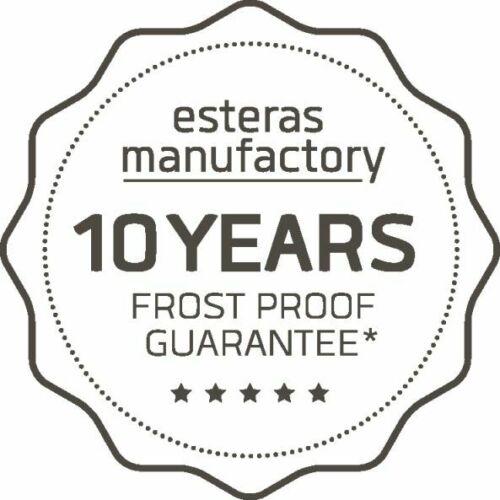 Esteras-PORTA VASO Natural Elements Dark Chocolate EMSA FIORIERA HAWERA