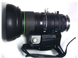Canon-YH17X7KRS12U-17X1-SERVO-ZOOM-LENS