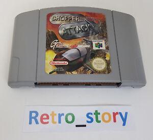 Nintendo-64-N64-Chopper-Attack-PAL