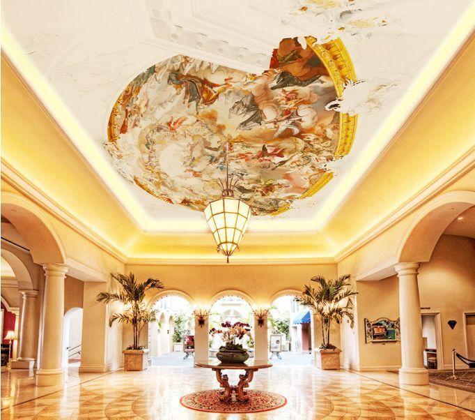 3D Baronage Art Ceiling WallPaper Murals Wall Print Decal Deco AJ WALLPAPER GB